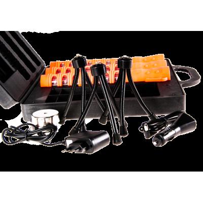Lampa STAR 2000 żółta
