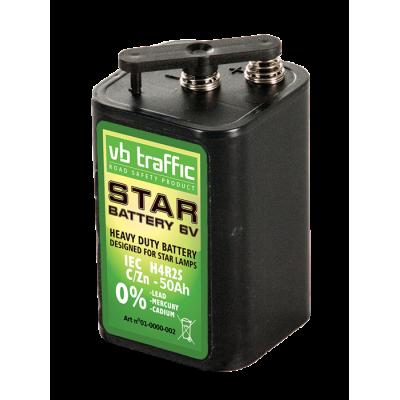 Lampa STARFLASH 2000 żółta