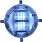 ø60 Lustro wewnętrzne, 1/2 kopuły 60 cm