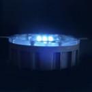 ø80 Lustro wewnętrzne, 1/2 kopuły 80 cm